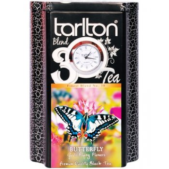Herbata Czarna Tarlton Blend 30 Butterfly