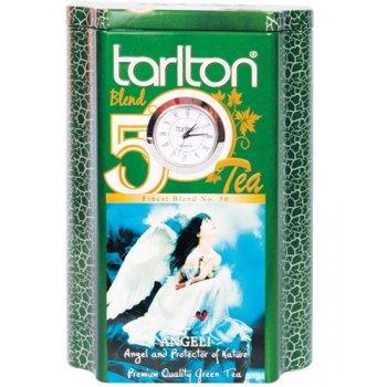 Herbata Zielona Gun Powder Tarlton Blend 50 Angeli