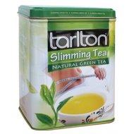 Herbata Zielona Tarlton Slimming Tea wspomaga odchudzanie
