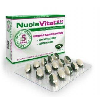 Nuclevital Q10 kapsułki