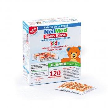 Sinus Rinse zestaw uzupełniający dla dzieci