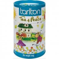 Herbata czarna Tarlton EarlGrey Tea4Peace