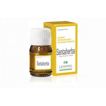 Lehning Santaherba krople homeopatyczne
