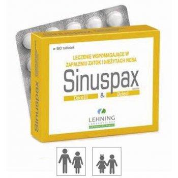 Lehning Sinuspax zapalenie zatok