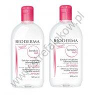 Bioderma Sensibio H2O 500 ml Duopack