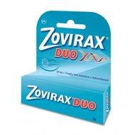 Zovirax DUO dwuskładnikowy na opryszczkę