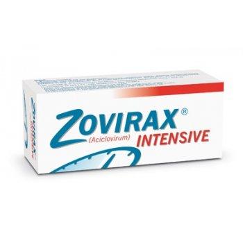 Zovirax intensive krem na opryszczkę