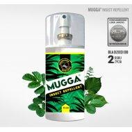Mugga 9,5% DEET spray od 2 roku życia na komary, kleszcze, meszki