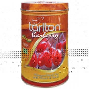 Herbata Czarna Tarlton Berberys