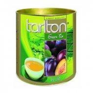 Herbata Zielona Tarlton Śliwkowa