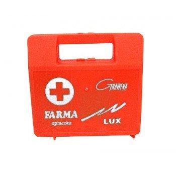 Apteczka Samochodowa z wyposażeniem Farma Lux