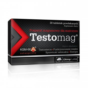 Olimp Testomag Magnez dla mężczyzn