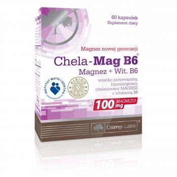 Olimp Chela-Mag B6 Magnez Chelat Albion