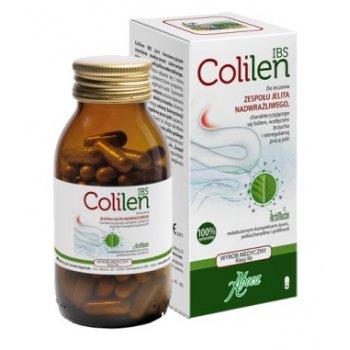 ColilenIBS leczenie zespołu jelita drażliwego Aboca
