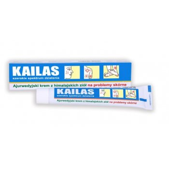 Kailas krem 20 g na trądzik i problemy skórne z himalajskich ziół
