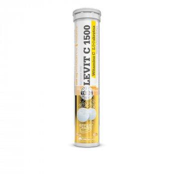 LEVIT C 1500 mg witaminy C w tabletkach musujących Olimp Labs