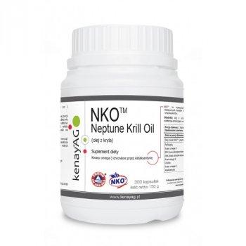 Olej z Kryla Neptune Krill Oil