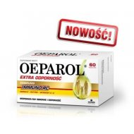 Oeparol Extra Odporność rutyna witamina C i omega-6