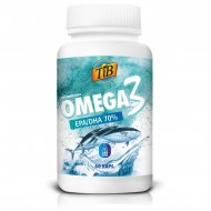 Omega-3 EPA DHA olej rybi 70% stężenie This Is Bio