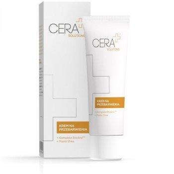 CERA+ Solutions Krem na przebarwienia z Masłem Shea