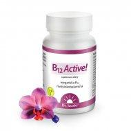 Witamina B12 Active Metylokobalamina Wegańska do ssania Dr Jacob's