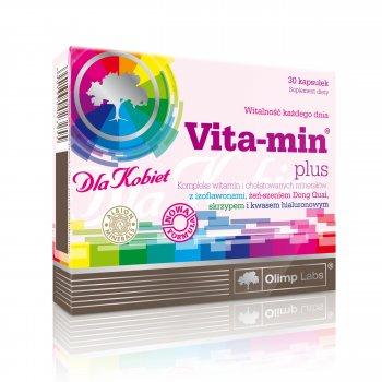 Olimp Vita-Min Plus Dla Kobiet w kapsułkach