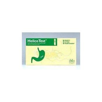 HelicoTest - wykrywa Helicobacter Pylori
