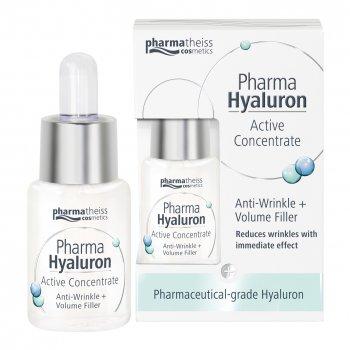 Pharma Hyaluron Koncentrat Przeciwzmarszczkowy + Wypełnienie