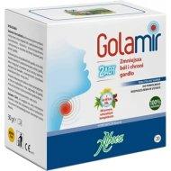 Golamir Tabletki do ssania na ból i podrażnienie gardła Aboca