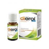DiErol Krople Probiotyk z Drożdżami Saccharomyces Boulardii