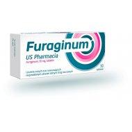 Furaginum 50 mg Lek na zapalenie pęcherza i dróg moczowych
