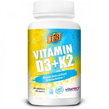 This Is Bio Vitamin D3+K2 do ssania