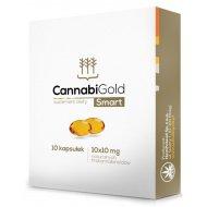 Cannabigold Smart Kapsułki z olejem z konopii ekstrakt CBD