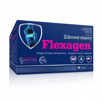 Olimp Labs Flexagen saszetki z kolagenem na stawy