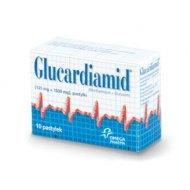 Glucardiamid pastylki na zmęczenie i znużenie podczas wysiłku