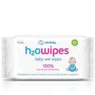 H2O Wipes Chusteczki Nawilżane dla dzieci z ekstraktem z grapefruita Lab4Baby
