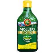 Tran Moller's GOLD w płynie smak cytrynowy