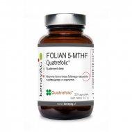 FOLIAN 5-MTHF aktywny kwas foliowy Quatrefolic®