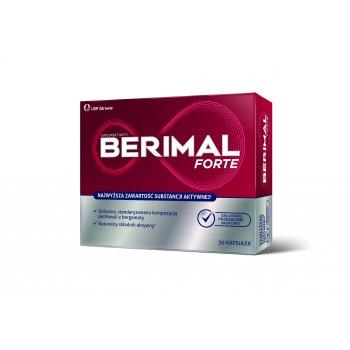Berimal Forte ekstrakt z bergamoty