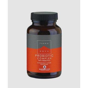Probiotyki z Prebiotykami i Fitoskładnikami Terranova
