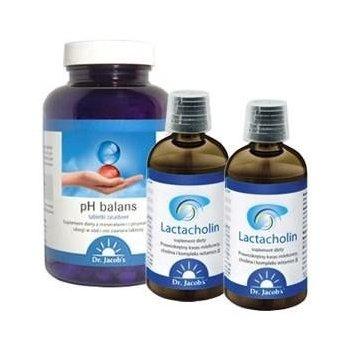 Kuracja Cholinowa z tabletkami wspomaga odchudzanie oraz oczyszcza i wzmacnia organizm Dr. Jacob's