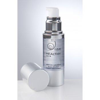 Healthy Skin serum żel z naturalnym śluzem ślimaka i kwasem hialuronowym