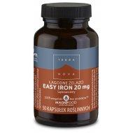 Żelazo 20 mg Easy Iron Complex Terranova