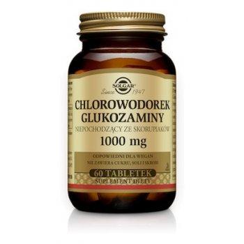 Solgar Glukozamina Chlorowodorek roślinnego pochodzenia