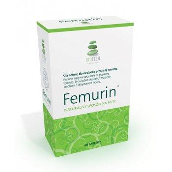 Femurin łagodzi objaw nietrzymanie moczu
