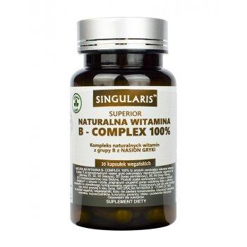 Singularis Naturalna Witamina B Kompleks z nasion gryki