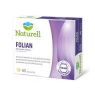 Folian Aktywny Kwas Foliowy 60 tabletek Naturell