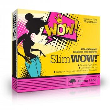 Olimp Labs SlimWOW! Odchudzanie z Forskoliną i HCA