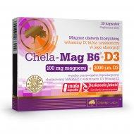 Olimp Chela-Mag B6 + D3 i K2
