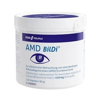 AMD BilDi Plamka Żółta Regeneracja MSE Dr Enzmann
